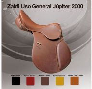 Zaldi GP saddle Jupiter 2000